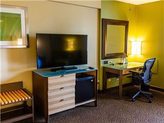 Work Station in Holiday Inn San Jose Silicon Valley California