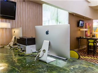 Business Center in In Holiday Inn San Jose - Silicon Valley, California