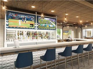 Pub Rendering In Holiday Inn San Jose - Silicon Valley