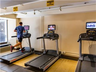 Running Fitness Center in San Jose - Silicon Valley, California