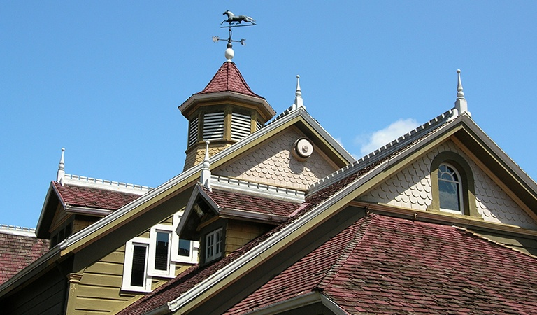 Winchester Mystery House at San Jose - Silicon Valley, California