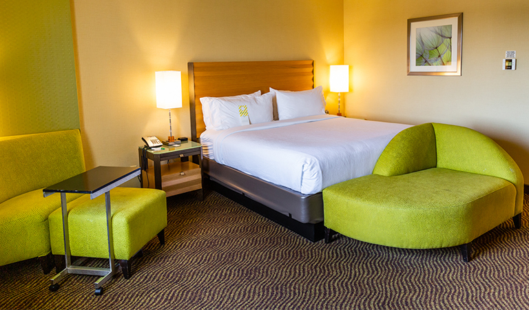 King Bed Executive Nonsmoking in Holiday Inn San Jose - Silicon Valley, California