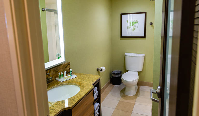 2 Double Beds Standard Nonsmoking room in Holiday Inn San Jose - Silicon Valley, California