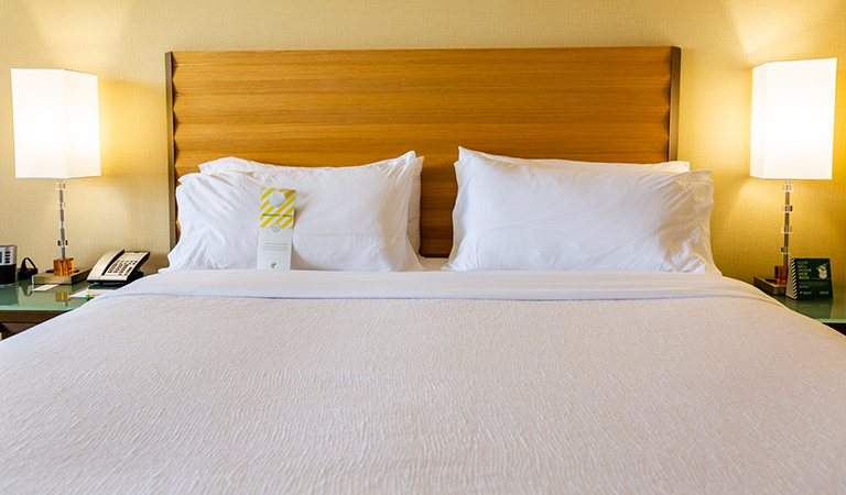 King Bed Deluxe Nonsmoking in Holiday Inn San Jose - Silicon Valley, California